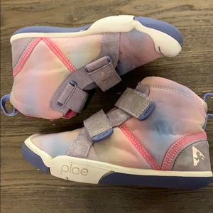 Toddler Girls Plae Shoes